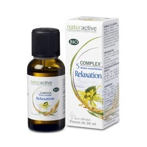 Naturactive - Complex'5 - Relaxation - Huiles Essentielles - 30ml
