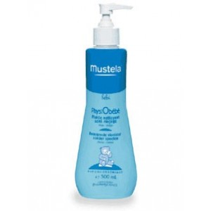 Mustela Physiobébé 500ml - lot de 2