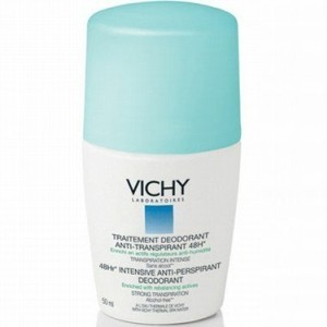 Vichy - Déodorant Anti-Transpirant 48h - Bille - Lot de 2 x 50ml