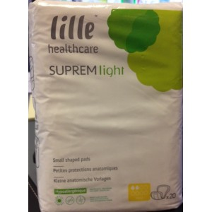 Lille - Garniture - Suprem Light Mini - 20 protections anatomiques