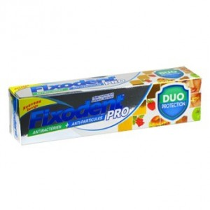 Fixodent - Fixodent Pro - Duo Protection - Tube 40gr