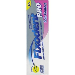 Fixodent - Fixodent Pro - Complète Soin Confort - Tube 47gr