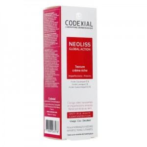 Codexial - Néoliss Gobal Action Visage - Riche 30ml