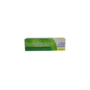 Homéodent Soin Complet Citron 2 x 75 ml