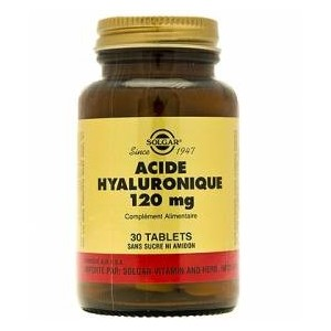 Solgar Acide Hyaluronique 120mg x 30