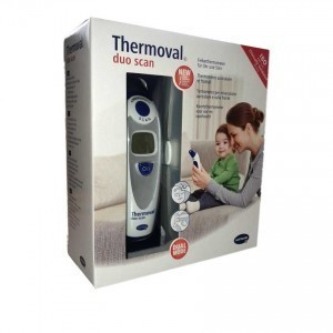 Thermomètre Thermoval Duo Scan